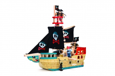 Pirate Ships and Arks